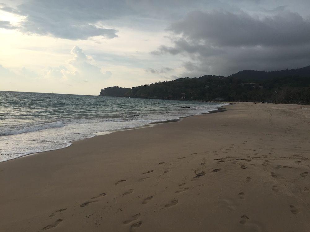 Strand in kolanta