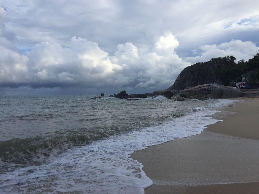 Bucht auf Ko Samui