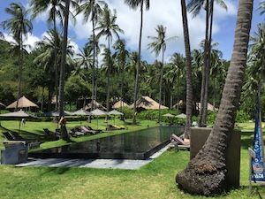 Hotel Haadtien Beach Resort