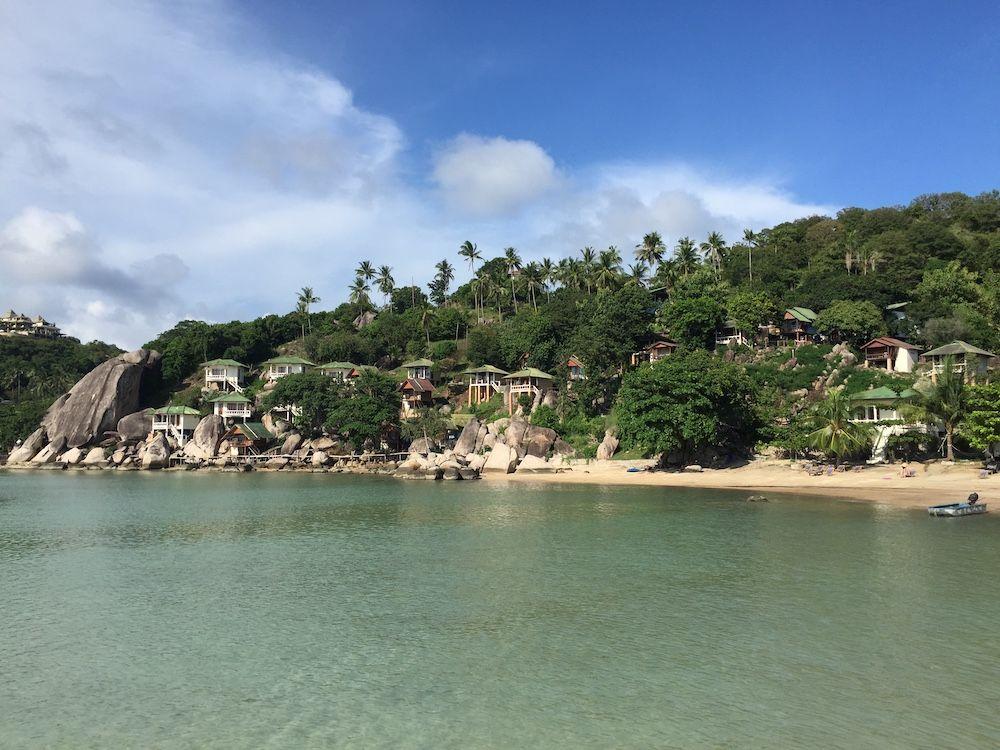 Ko Tao Beach und Ressort