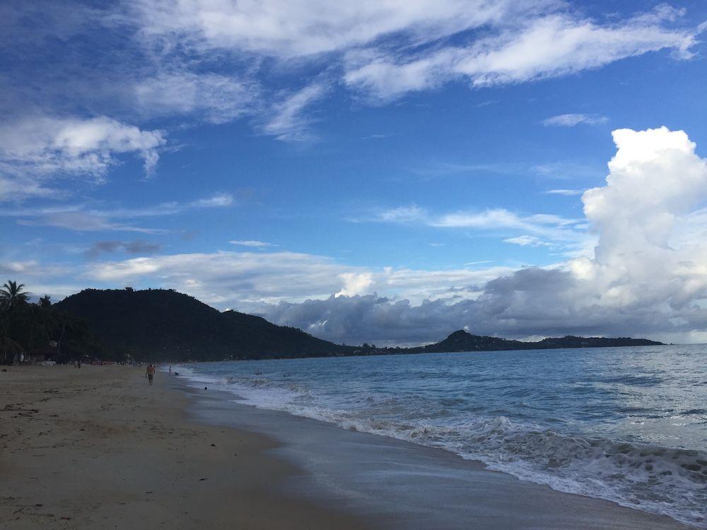 Lamai Beach Ost