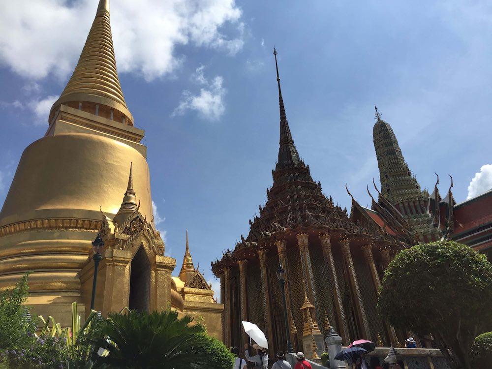 Sehenswürdigkeit in Bangkok, Thailand