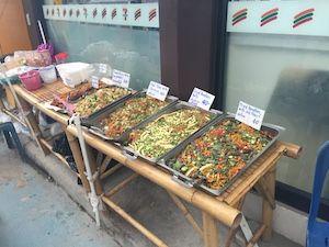 typisches Streetfood